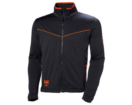 HELLY HANSEN CHELSEA EVOLUTION STRETCH MIDLAYER JACKET