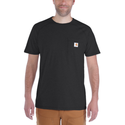 CARHARTT FORCE® COTTON SHORT-SLEEVE T-SHIRT