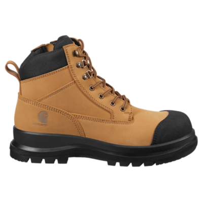 CARHARTT DETROIT 6 INCH ZIP RUGGED FLEX S3 SAFETY BOOT