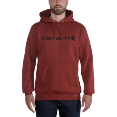 CARHARTT - SIGNATURE LOGO MIDWEIGHT SWEATSHIRT
