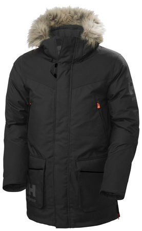 HELLY HANSEN BIFROST HIGH PERFORMANCE INSULATED WINTER PARKA