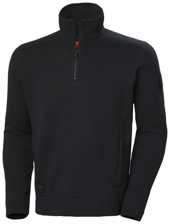 HELLY HANSEN KENSINGTON 1/2 ZIP KNITTED FLEECE