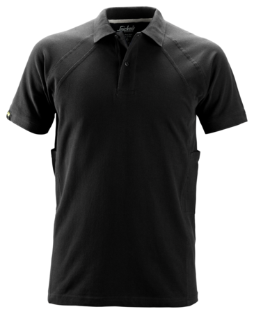 SNICKERS POLO SHIRT MET MULTIPOCKETS
