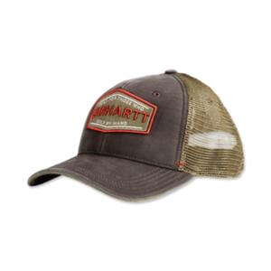 CARHARTT SILVERMINE CAP KATOEN/MESH/POLYESTER